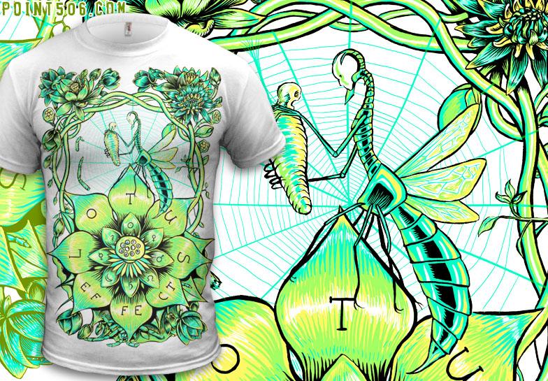Lotus Effect Shirt 1