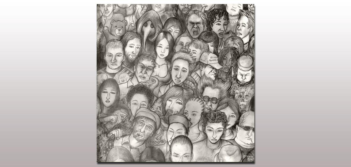 Crowded 1