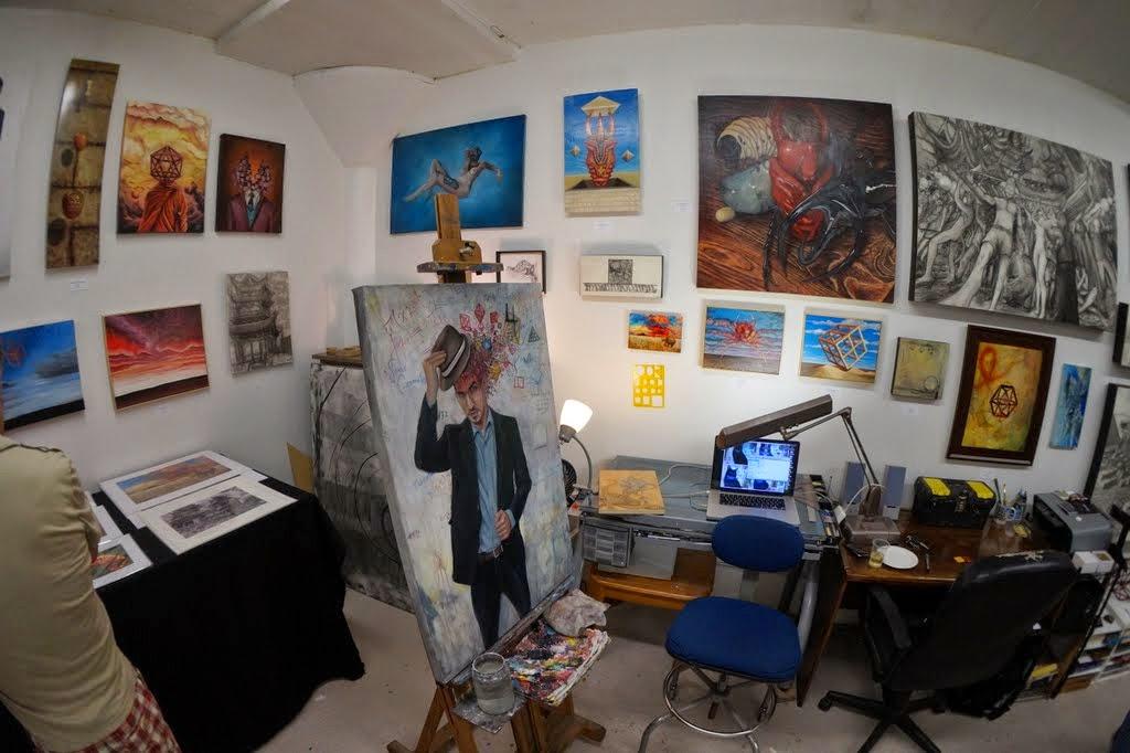 the ever-evolving studio