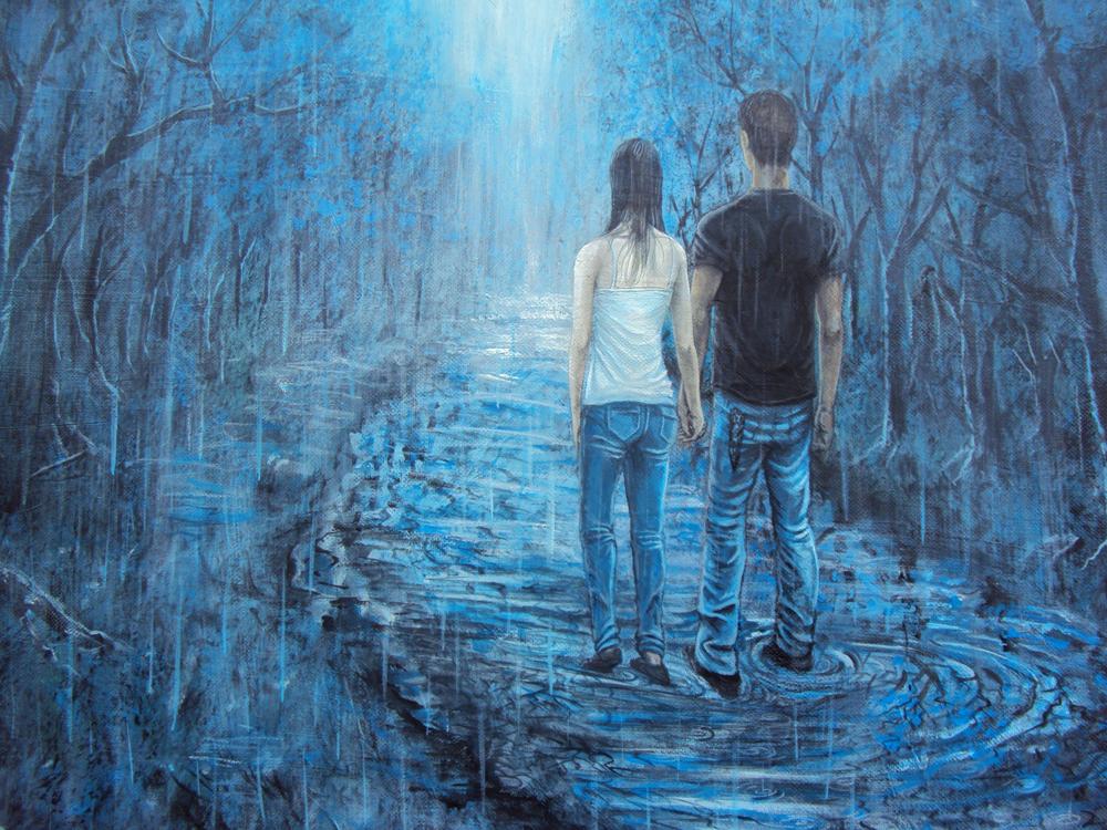 Walk In The Rain -details